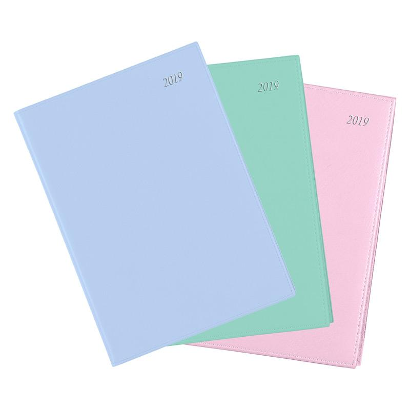 Soho Soft Cover A5 Diary 2019 DTP