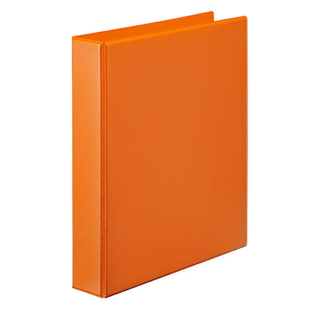 Binder Insert Marbig A4 2 Ring 25mm Orange