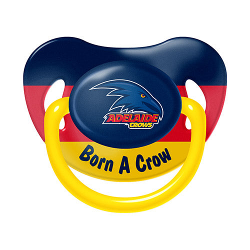 AFL - Adelaide Crows Baby Dummy