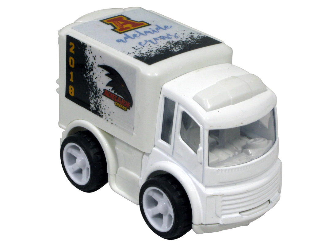 AFL - Adelaide Crows Diecast Truck 2018