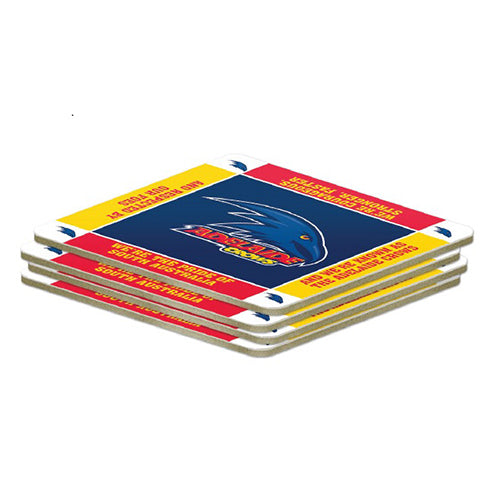 AFL - Adelaide Crows Coasters