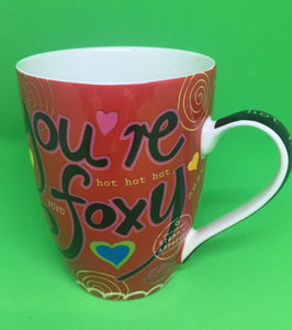 Crazy Love - Mug - You're Foxy