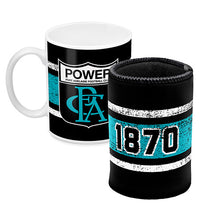 AFL - Team Mug and Can Cooler Pack