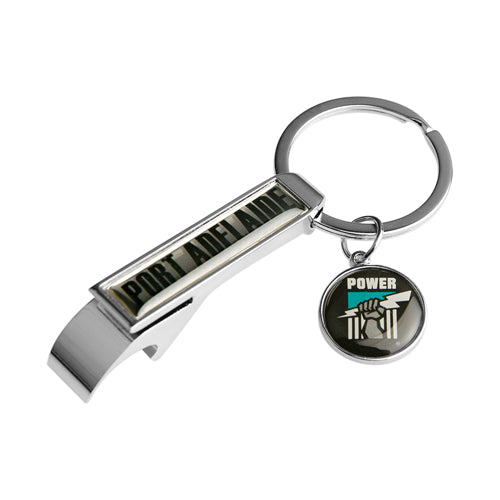 AFL - Port Power Bottle Opener