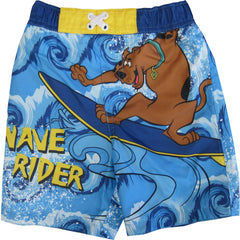 Scooby Doo Boys Swim Trunks (Pack of 6)