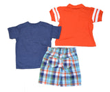 Z Boyz Oceanside Beach Wear Boys 3-Piece Set (2T - 4T, pack of 12) $96 per pack