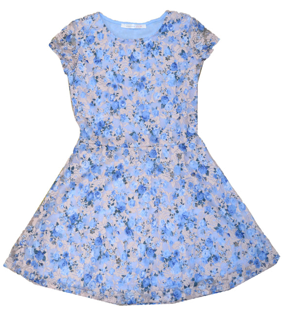 Chelsea Floral Dress Girls  (5/6, pack of 4) $18 per pack