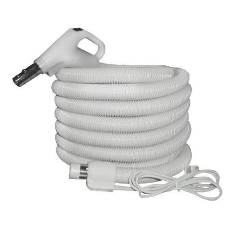 Central Vacuum Hose 3-way switched 30 Feet