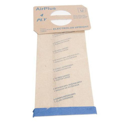 VACUUM BAG, 12 PK ELECTROLUX DISCOVERY UPRIGHT 4 PLY