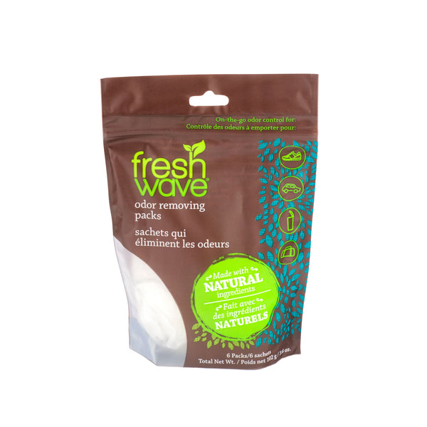 Fresh Wave Pearl Packs 3.5 oz. 6 Sachets