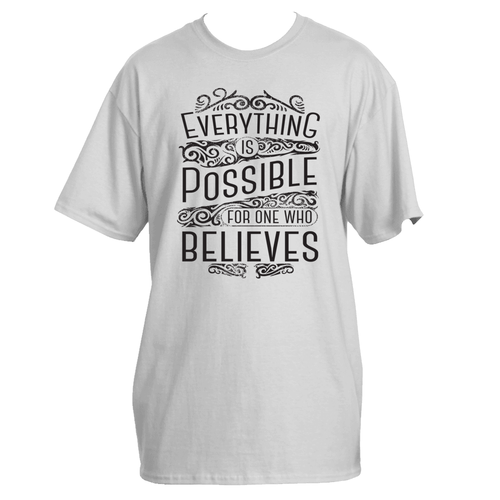 Everything is Possible - TALL - Big Guys Tees