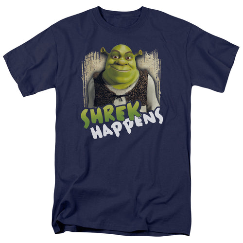 Shrek - Happens Short Sleeve Adult 18/1