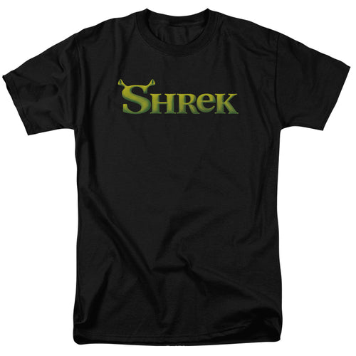 Shrek - Logo Short Sleeve Adult 18/1