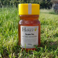 Macadamia Honey 500g Squeeze