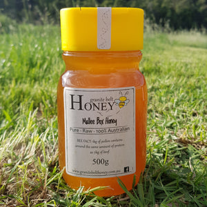 Mallee Box Honey 500g Squeeze