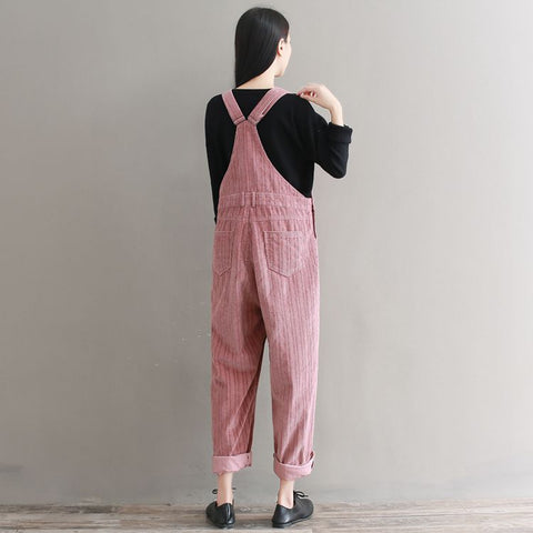 Faye Cord Overalls - FashionMongerPro-Bohemian, hippie and gypsy tribe