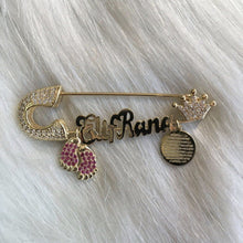 Load image into Gallery viewer, Bracelet - *NEW* LIORE'e Stroller Pin