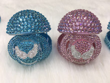 Load image into Gallery viewer, Pacifer Cases - Swarovski Crystal Binky Case