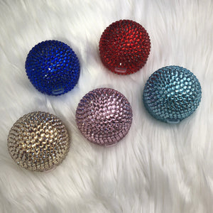 Pacifer Cases - Swarovski Crystal Binky Case