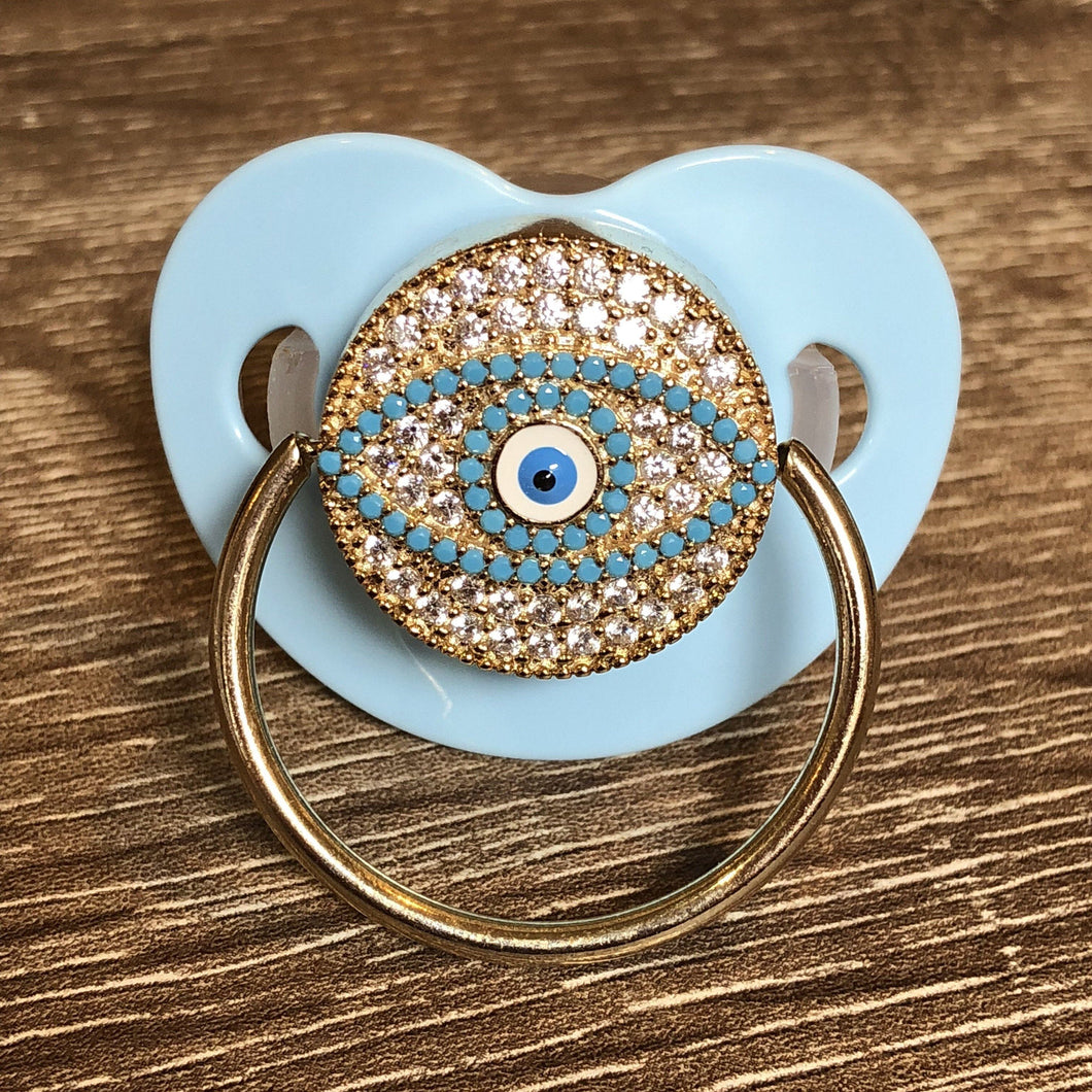 Pacifiers - Original Evil Eye Paci