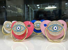 Load image into Gallery viewer, Pacifiers - Original Evil Eye Paci