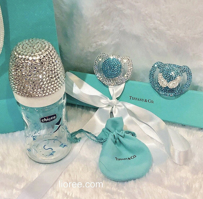 Tiffany Baby Boy Set