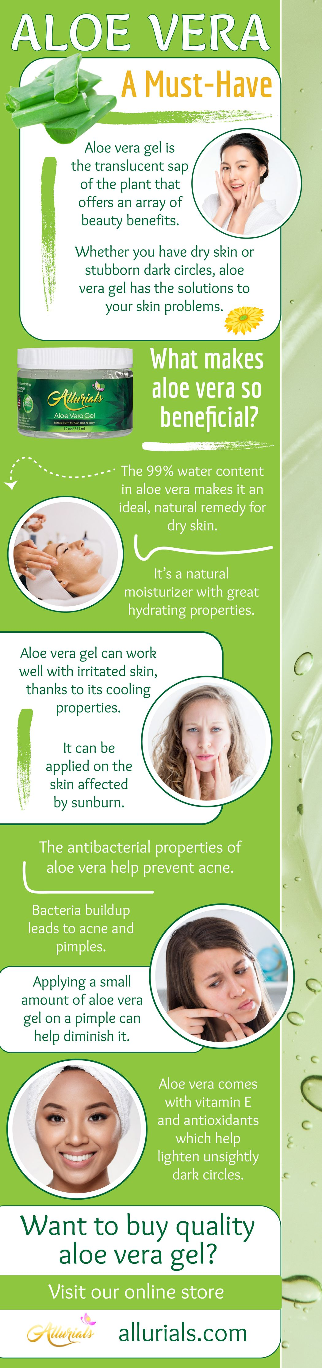 Aloe Vera: A Must-Have