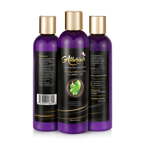 Allurials Fragrance Free Conditioner