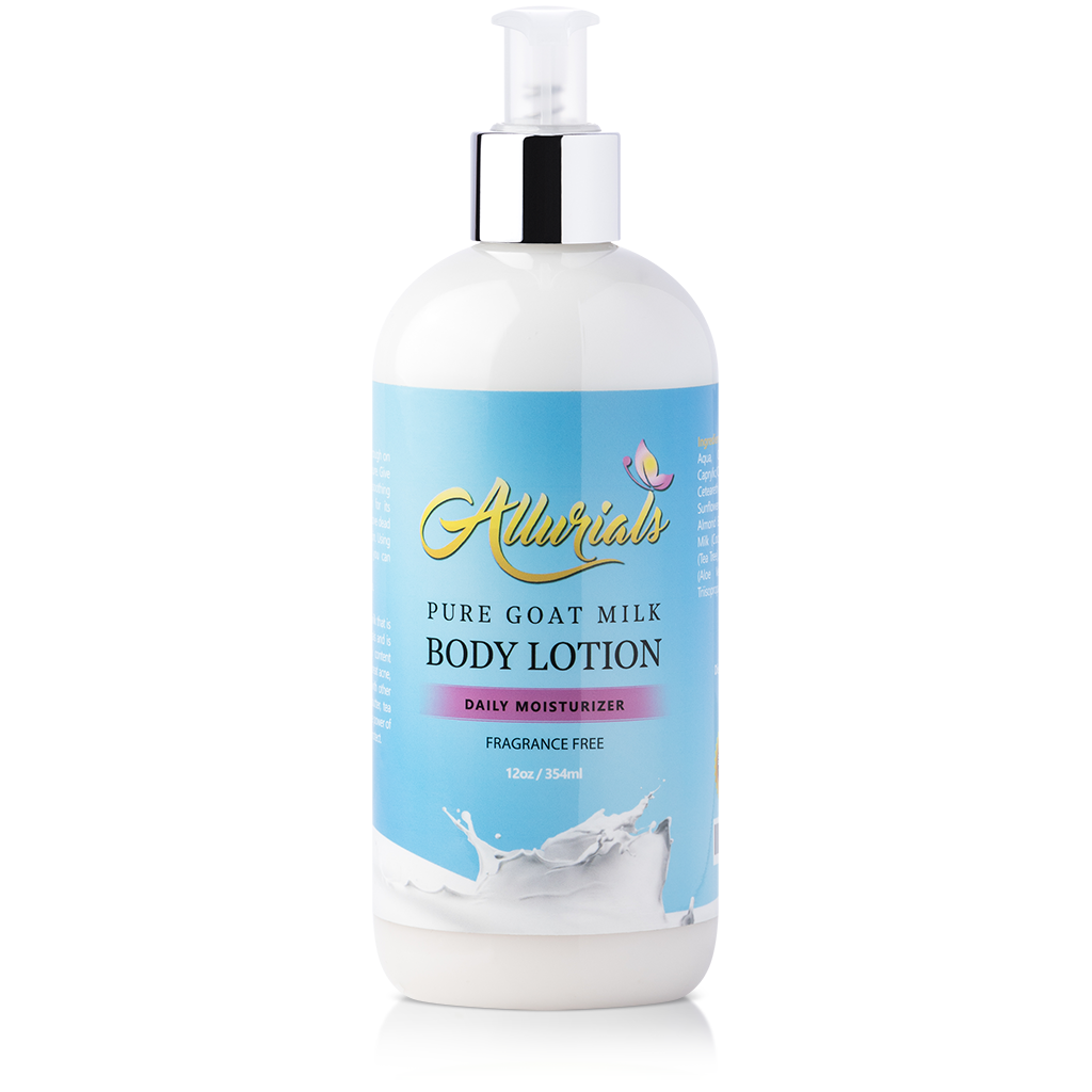 Allurials Goat Milk Lotion