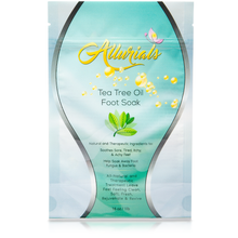 Allurials Tea Tree Oil Foot Soak Epsom Salt