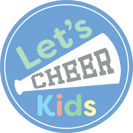 Let's Cheer Kids