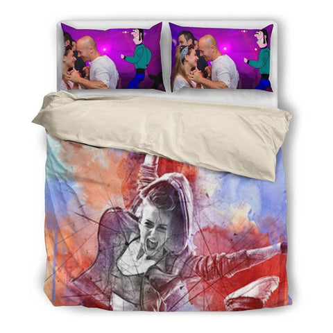 Image of Bed Cover Dance