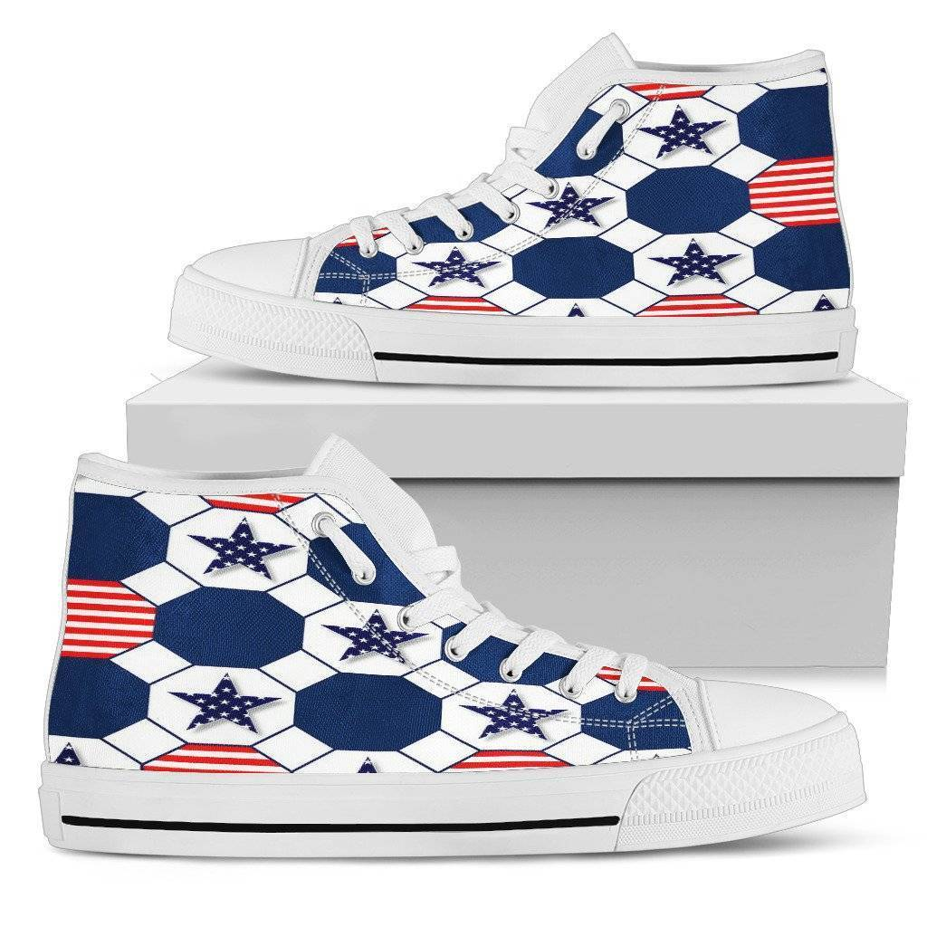 Men's Stars&Stripes High top