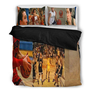 Basketball Bed Cover & Shoes