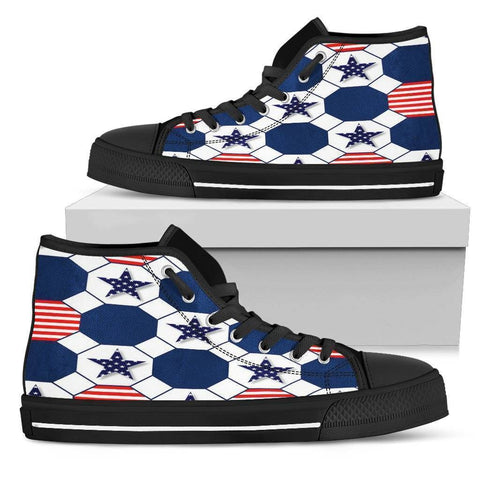 Image of Men's Stars&Stripes High top