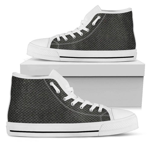 Men's Black/White Hightop