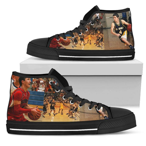 Image of Basketball Bed Cover & Shoes