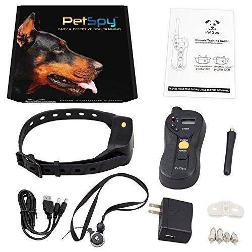 Dog Training Shock Collar for Dogs with Vibration