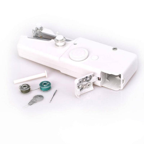 Image of Mini Portable Handheld sewing machines
