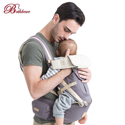 0 - 36 Months Baby Carrier Ergonomic Sling Backpack
