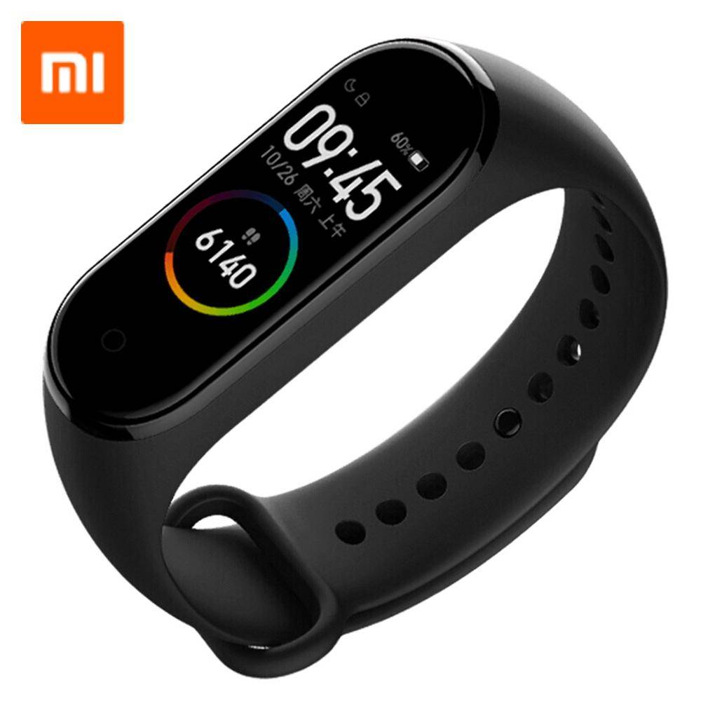 Xiaomi 4 Smart Bracelet Color Screen Waterproof Sport Watch Standard Edition