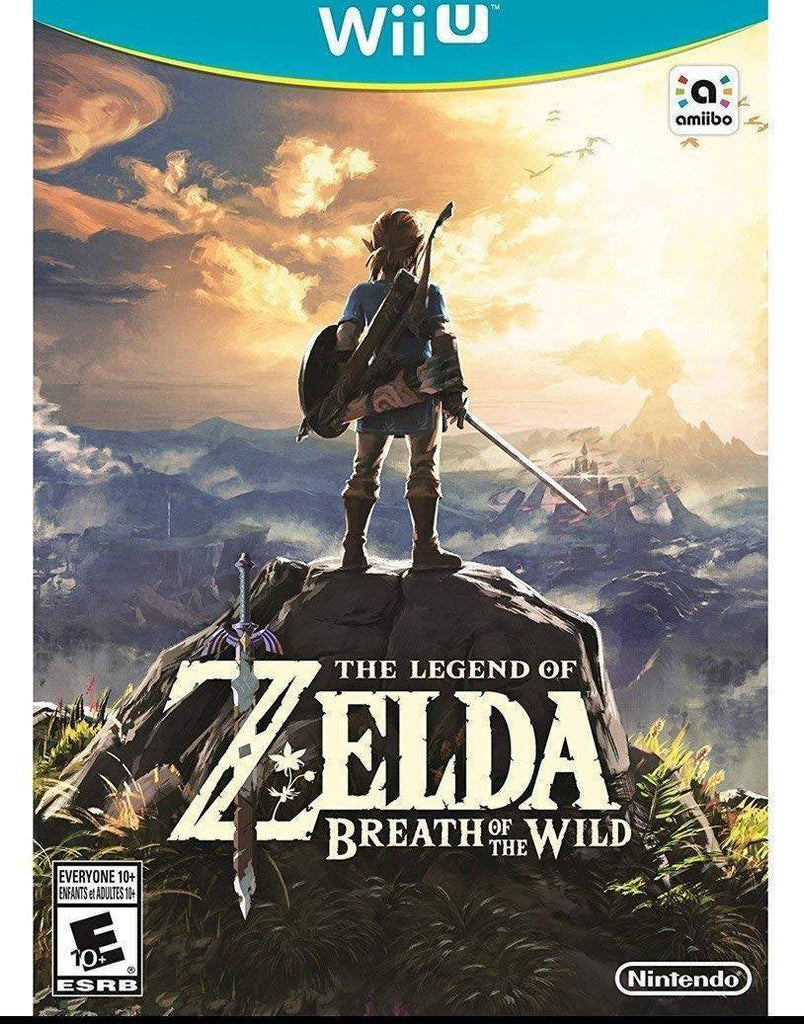 The Legend of Zelda: Breath of the Wild - Nintendo Switch
