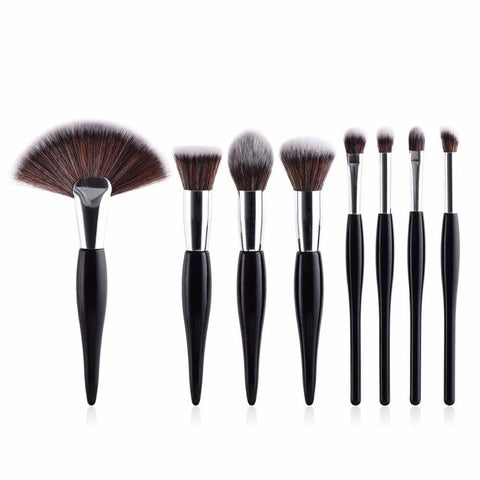 Women Eyeshadow Facial Makeup Brush Set