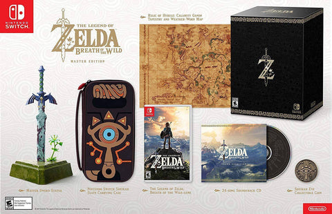 Image of The Legend of Zelda: Breath of the Wild - Nintendo Switch