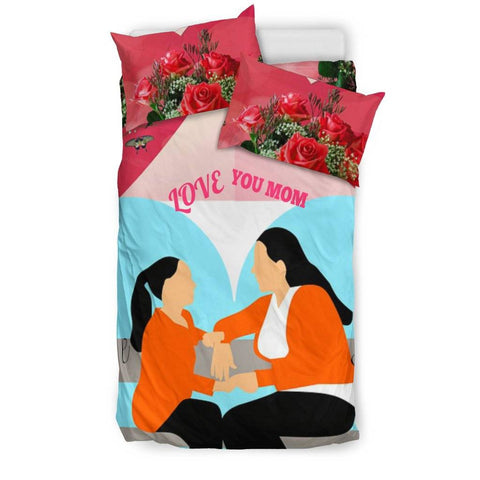 Mom's Bedding Gifts Set plus.