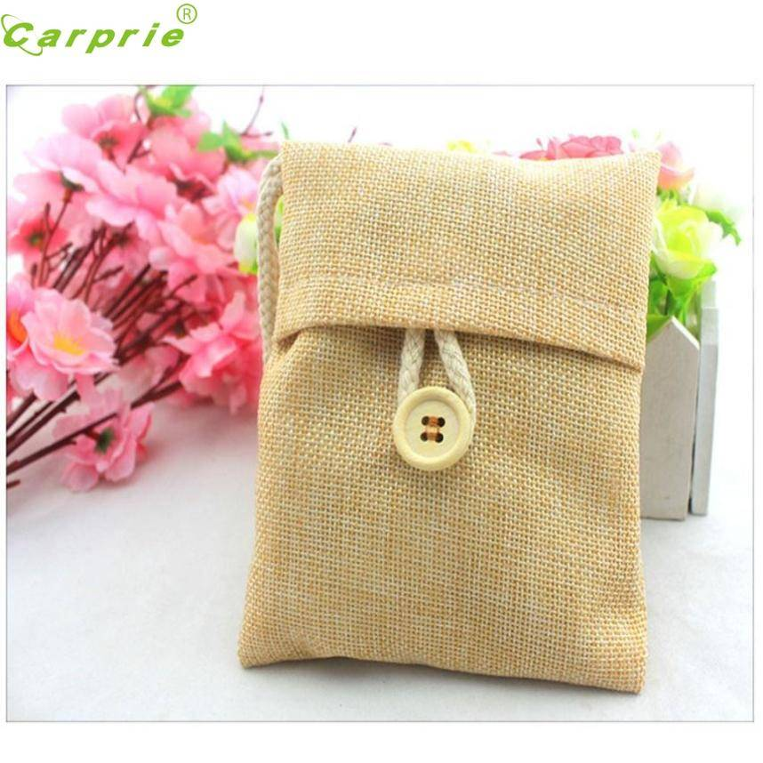 1Pcs bag Car Bamboo Charcoal Activated Carbon Air Freshener