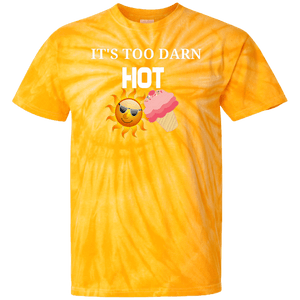 Too Darn Hot Youth Tie Dye T-Shirt