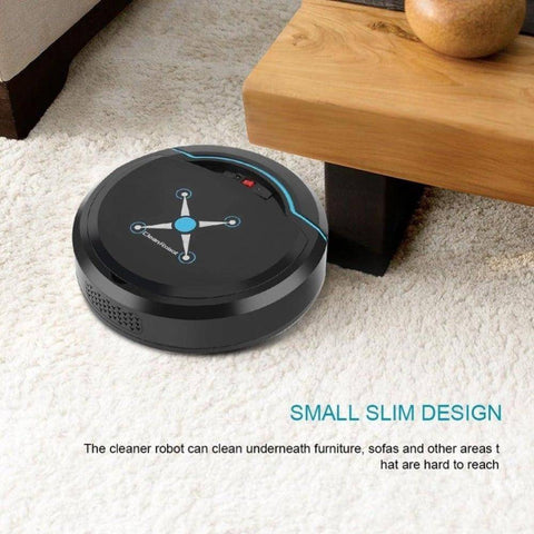 Image of Intelligent Automatic Sweeping Robot Vacuum