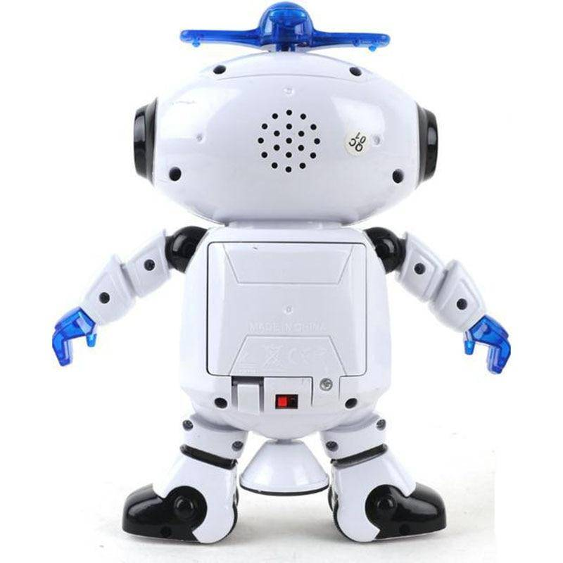 Intelligent robot dancing remote control toys