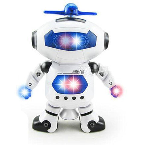 Image of Intelligent robot dancing remote control toys